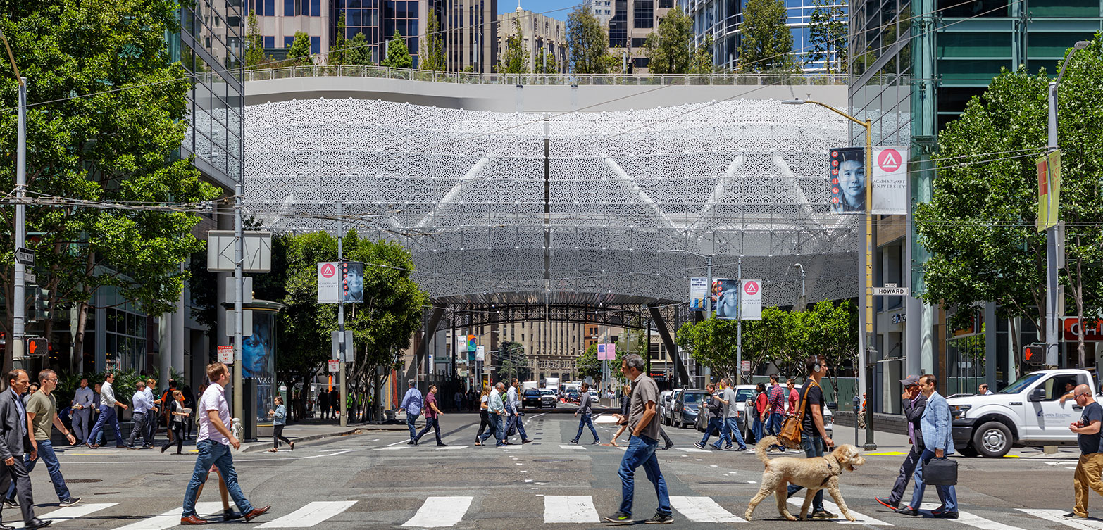 Salesforce Transit Center & Park